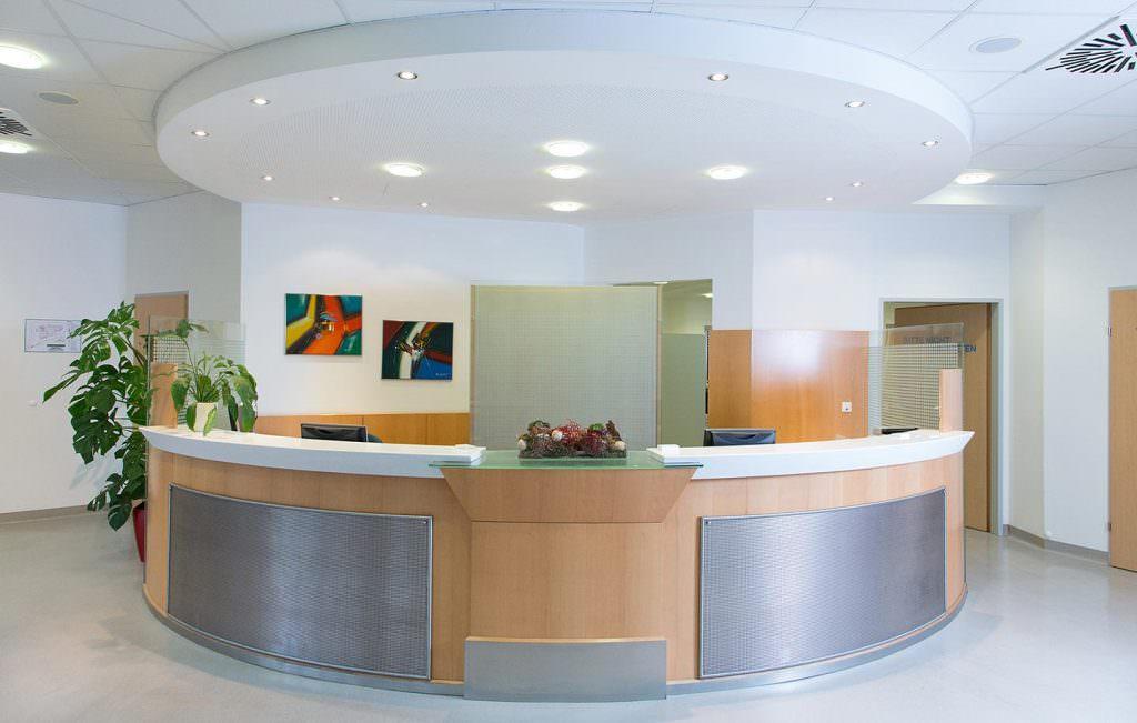 Wartezimmer Radiologie Amstetten